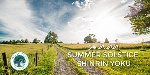 Summer Solstice Shinrin Yoku