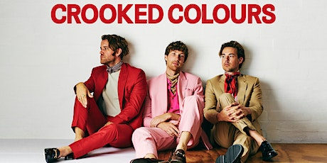 Crooked Colours — Perth 2020 tickets