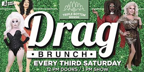 Triple Bottom Brewing Drag Brunch tickets