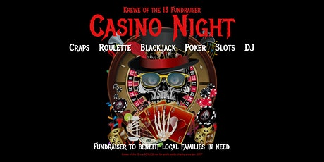 2nd Annual Casino Night Fundraiser tickets