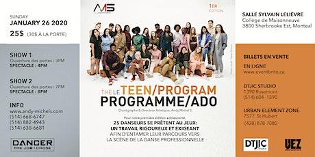 Le Programme & Le Programme Teen tickets