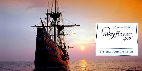 Pilgrims, Profit and Propaganda: the birthplace of America.A Mayflower Walk tickets