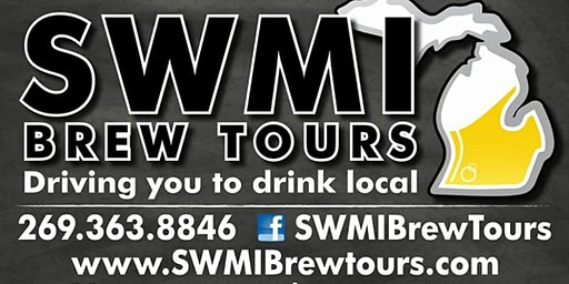 February 15th Brewery/winery tour Pick Up In Siste