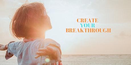 Breakthrough Action Plan Workshop tickets