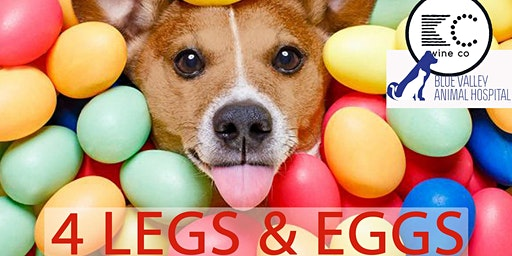FREE 4 Leggs & Eggs Dog Hunt at KC Wine Co.