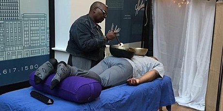 Individual Reiki/Vibrational Sound/Crystal Healing Treatments (Reiki in NC) tickets