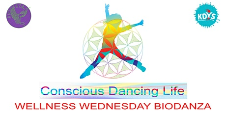 Wellness Wednesday Biodanza Conscious Dance Tralee tickets