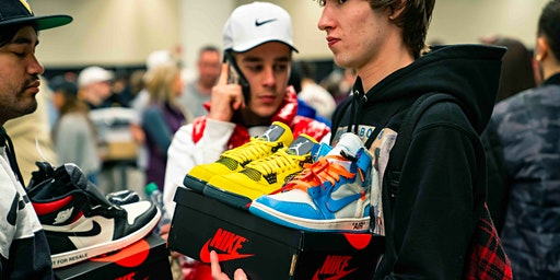 Sneaker Convention Green Bay