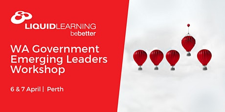 WA Government Emerging Leaders Workshop tickets