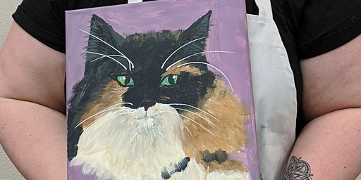Paint Your Pet Sundays in March