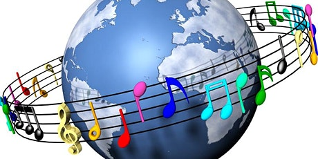 Music Around the World-Music Camp-Ages 3-5 years old tickets