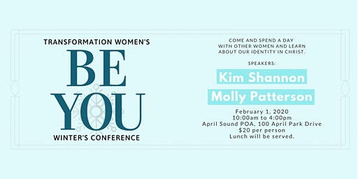 "Transformation Women Winter Conference - ""Be You!"""