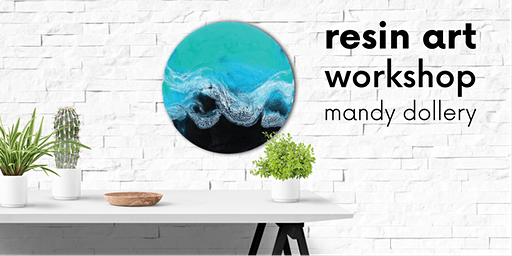 Resin Art Workshop for Beginners