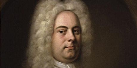 Réy Sunami / Ruud Huijbregts spelen Händel tickets