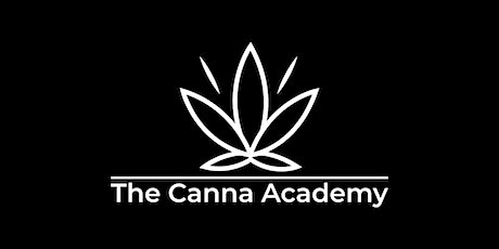 The Canna Academy - Cannabis Education Certification and Industry Training  tickets