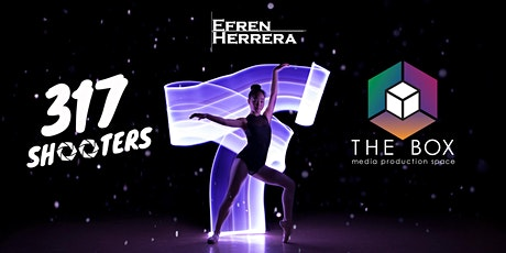 317 Shooters & The Box Indy - Presents Light Painting with Efren Herrera tickets