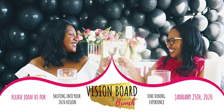 VISION BOARD & BRUNCH tickets