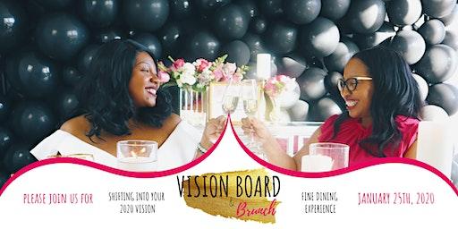 VISION BOARD & BRUNCH