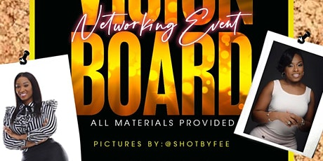 20/20 vision board networking event  tickets