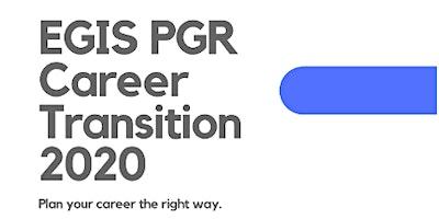 EGIS PGR CAREER TRANSITION 2020
