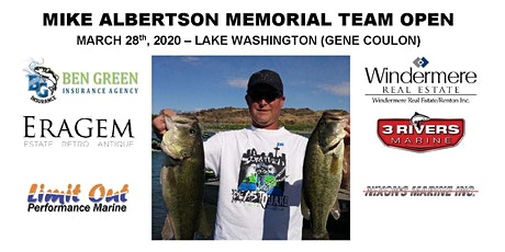 Annual Mike Albertson Memorial Team Open tickets
