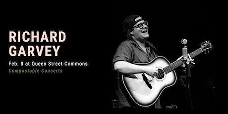 Richard Garvey | Compostable Concerts tickets