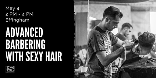 Advanced Barbering with Sexy Hair