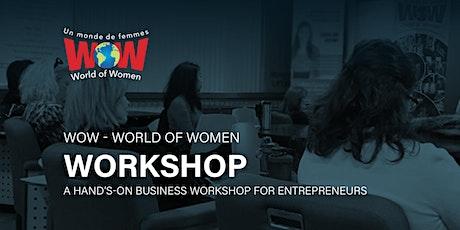 WOW Wealth Leadership & Marketing Vision Board Workshop tickets