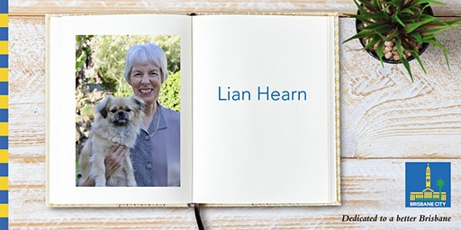 Meet Lian Hearn - Brisbane Square Library
