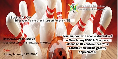 CJNSBE Bowling for Kids tickets