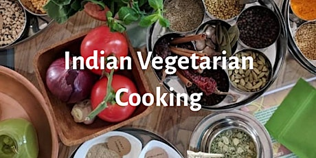 Introduction to Indian Vegetarian Cooking tickets