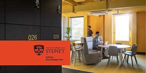 Sydney Knowledge Hub Tour