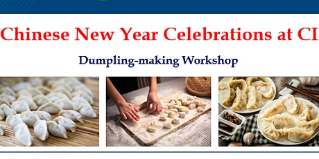 Chinese New Year Dumpling-making Workshop tickets