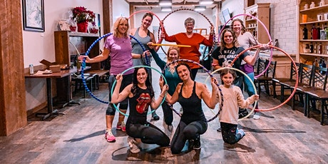 Taylor's Hula Hoop Basics Workshop tickets