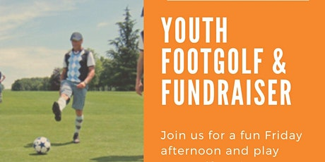 Youth FootGolf & Fundraiser tickets