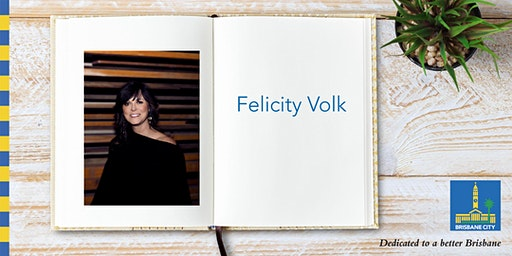Meet Felicity Volk - Brisbane Square Library