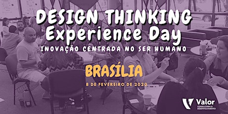 Design Thinking Experience Day (Brasília) ingressos