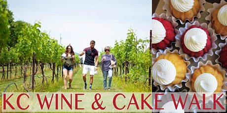 KC Wine and Cake Walk tickets