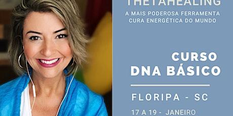 Curso ThetaHealing DNA Básico ingressos