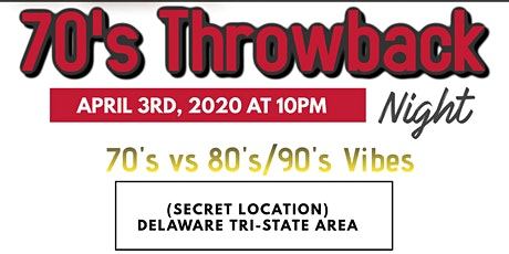 Soul Train 70's Throwback Night tickets