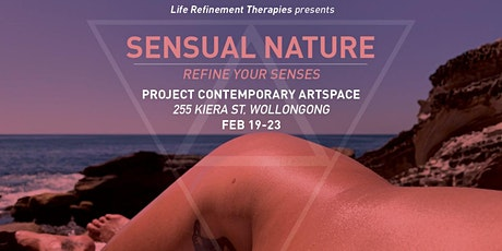 Sensual Nature - refine your senses tickets