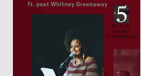 5th Thursdays w/Lyric Ft. Whitney Greenaway