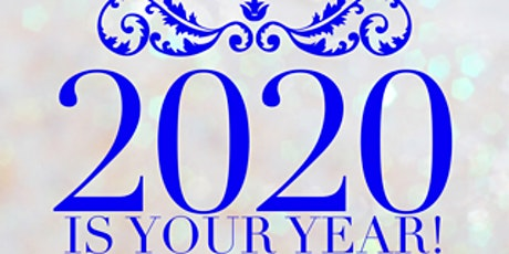 Vision Board Workshop: Visioning your Best Life in 2020 tickets