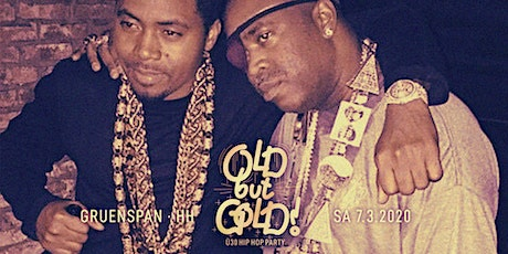 OLd but Gold Ü30 Hip Hop Party w/ Dynamite, Vito, Easy + Secret Act Live tickets
