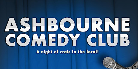 Ashbourne Comedy Club tickets