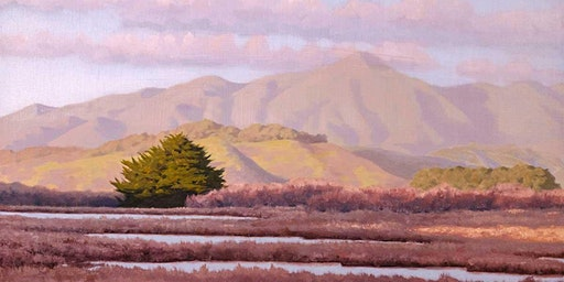 Landscapes in Oil: Essential Skills (Ages 16+)