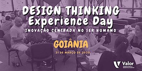 Design Thinking Experience Day (Goiânia) bilhetes