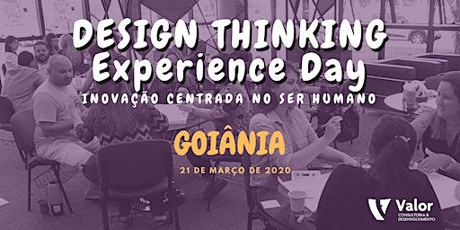 Design Thinking Experience Day (Goiânia)