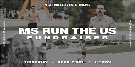"""MS RUN THE US"" BLACK TIE FUNDRAISER tickets"