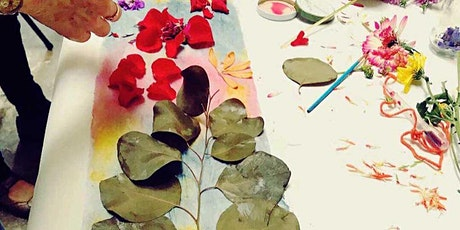 Eco Flower Printing (Ages 12+) tickets